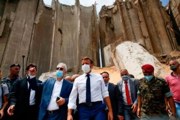 خاتمه قیمومیت خودخوانده فرانسه بر لبنان