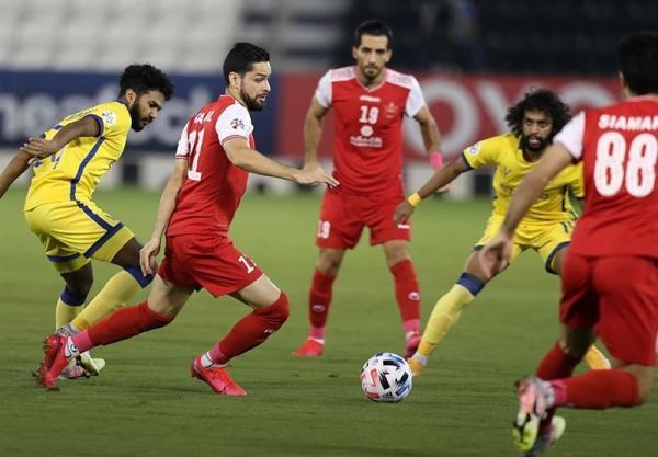 موافقت پرسپولیس با تاریخ پیشنهادی AFC برای رسیدگی به پرونده شکایت النصر