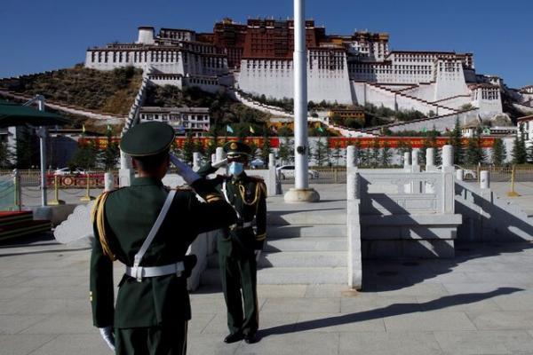 دفاع دبیر حزب کمونیست تبت از حاکمیت چین