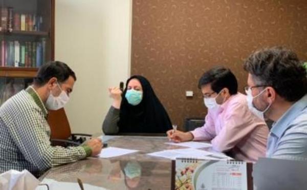 برگزاری کار گروه تخصصی و حقوقی و ثبتی اوقاف قزوین