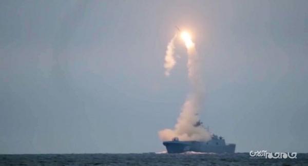 رهگیری موشک تازه روسیه، توقف گلوله با دست